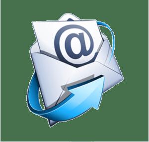 Eric's all in IT per e-mail