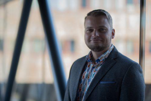 Profiel foto van Eric Otten, oprichter van Eric's All in IT